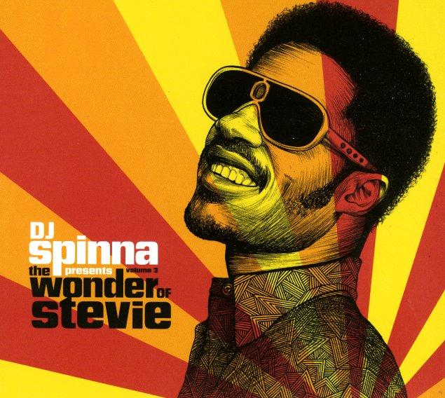 Various Wonder Of Stevie 3 Presented By Dj Spinna Lp